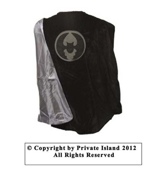 Boys Bat Cape Bulk 12 PACK Wholesale Superhero Cape - Free Mask Incl.
