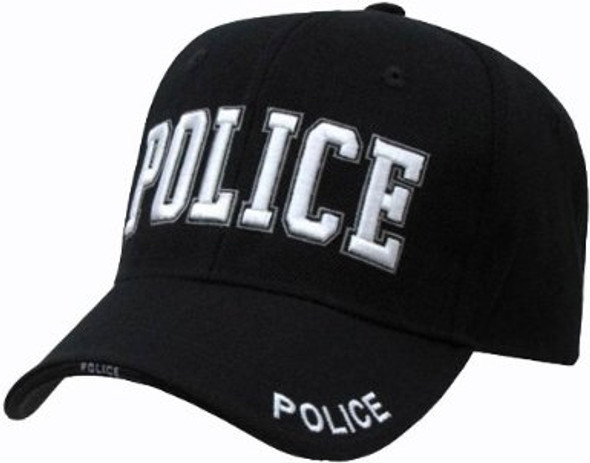 Police Caps | Police Party Supplies | 12 PACK 1426