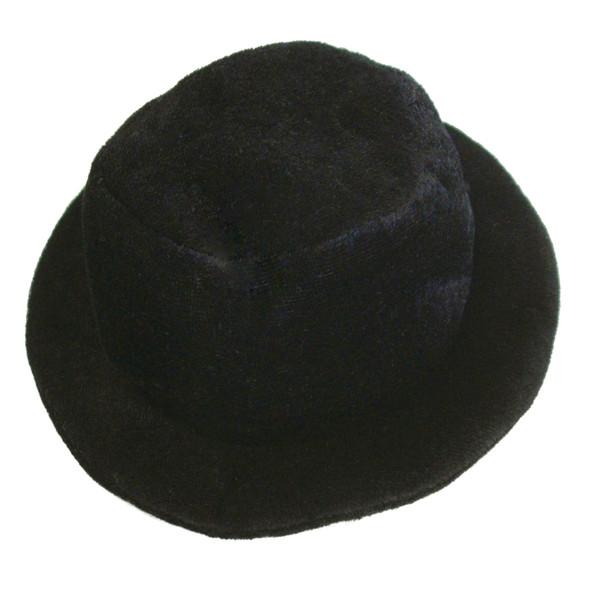 Mini Top Hat Black 1353A