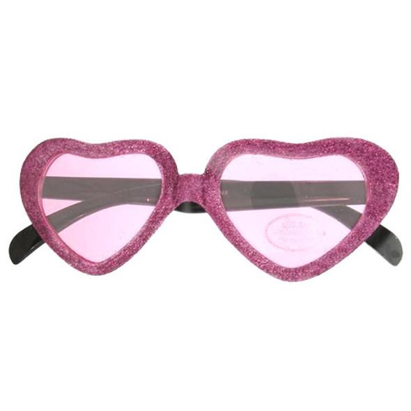 Pink Glitter Lolita Sunglasses 1017