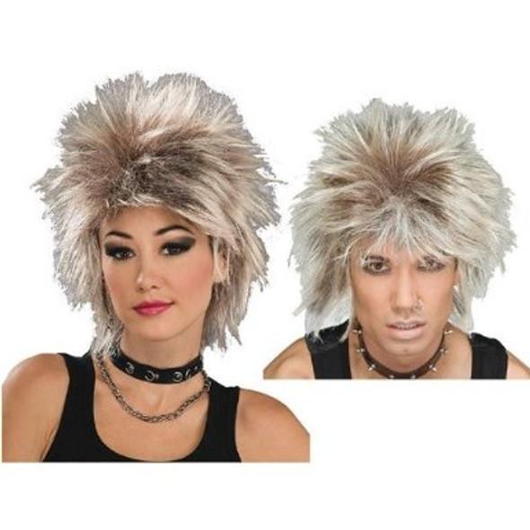80's Rock Idol Wig 6080