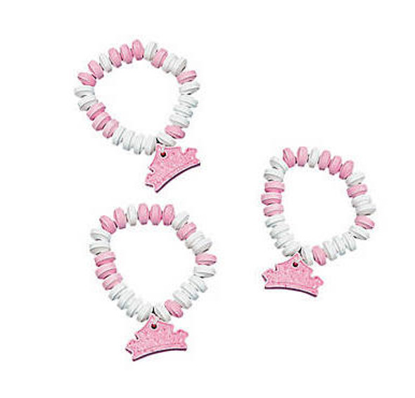Princess Bracelets Bulk | 12 Pack  6515