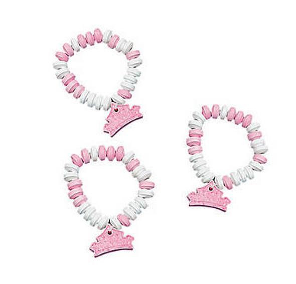 Princess Bracelet 12 PACK 6516