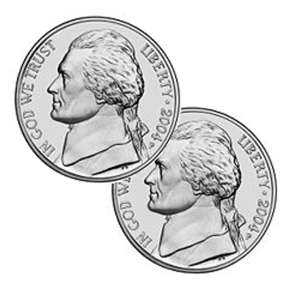 Two Headed Nickel 9067