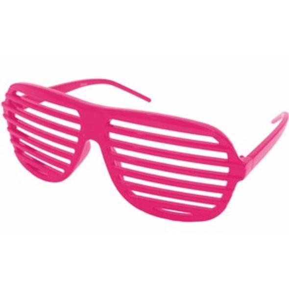 Pink Shutter Shades