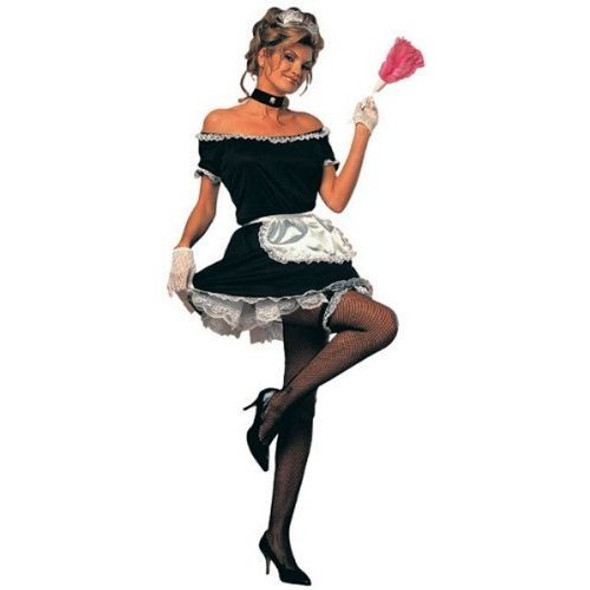 French Maid Apron Wholesale |  4051