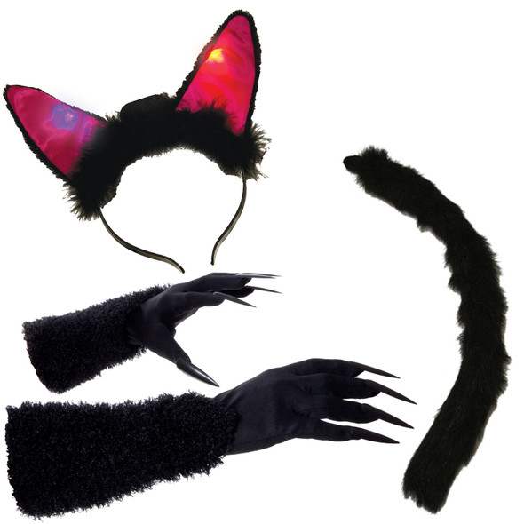 Sexy Cat Kinky Kitty Instant Costume 4401