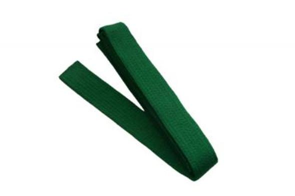 Bulk Karate Belts |  Green 12 PACK 3331