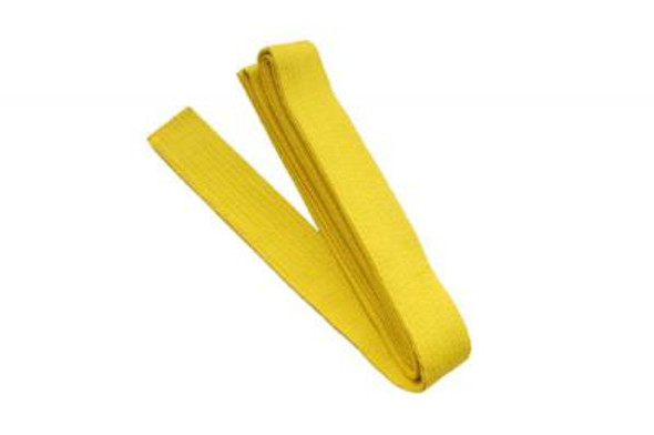 Karate Belt Yellow 3332