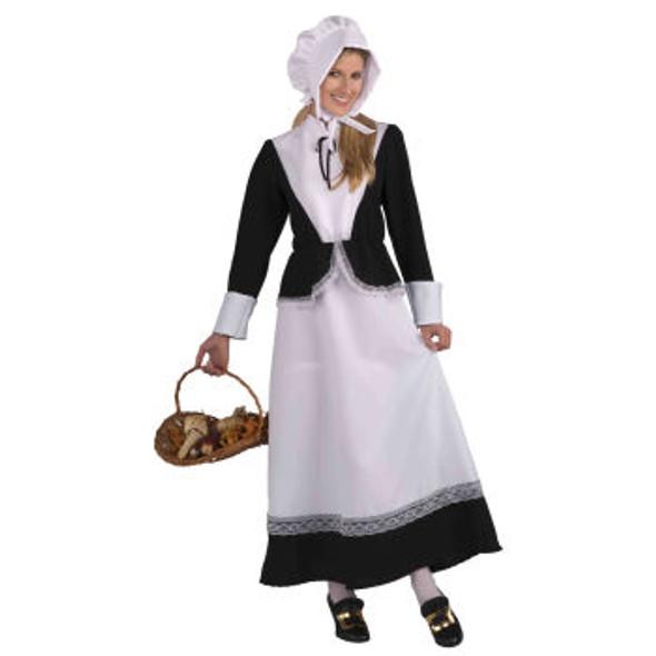 Pilgrim Woman Costume 4117