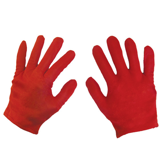 Child Superhero Costume Gloves 5036