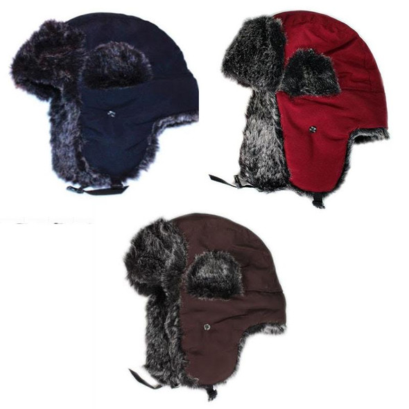 Trapper Hats Wholesale | Trapper Hats Bulk | Mixed Colors 12PACK 5835D