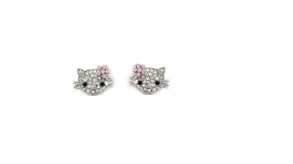 Hello Kitty Earrings 6501