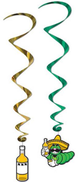 Cinco De Mayo Mexican Fiesta Whirls Swirls 9008