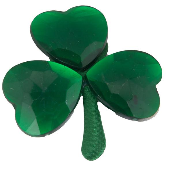 "12 PACK St. Patricks Day 2"" Shamrock Pins 6694"