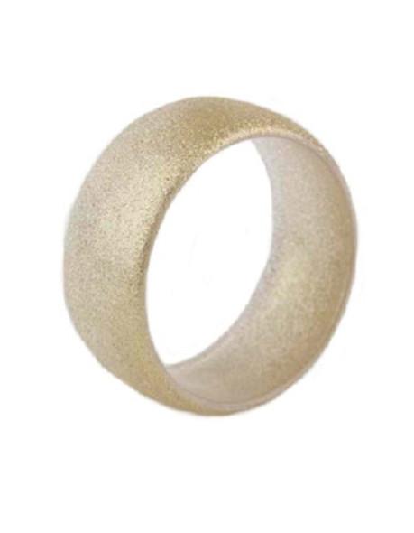 60's Gold Bangle Bracelet 6512