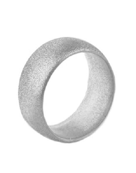 60's Silver Bangle Bracelet 6520