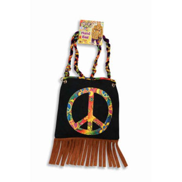 60's Hippie Hand Bag 3202