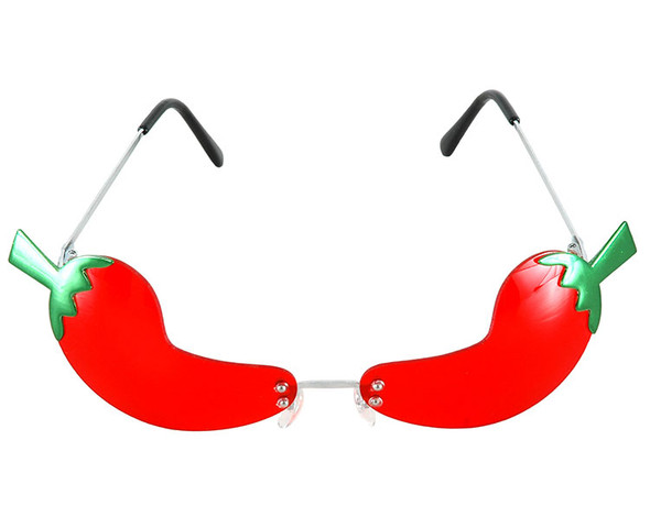 Cinco De Mayo Chili Pepper Glasses 7120