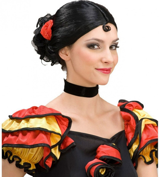 Spanish Lady Senorita Adult Costume 4423