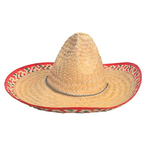 Fiesta Party Favors | Mexican Party Favors | Adult Sombrero | 12 PACK 5905