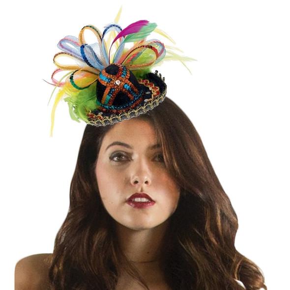 Mexican Cinco De Mayo Fiesta Deluxe Headband 6664