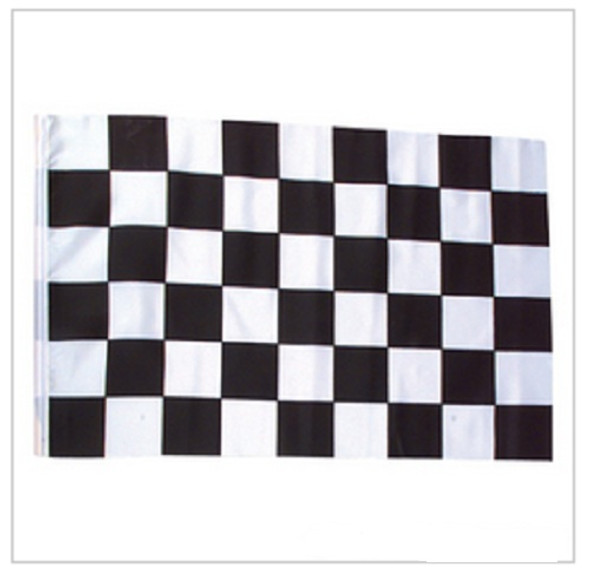 12 PACK  Wholesale Racing Flags 3' X 5' FT 9101