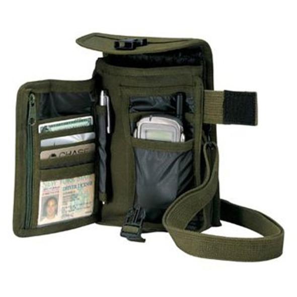 Venturer Travel Portfolio Bag Olive Drab 3356