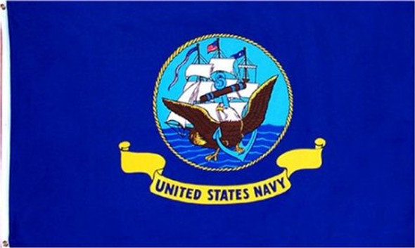 US Navy Pride Flags 3' x 5' FT 3119