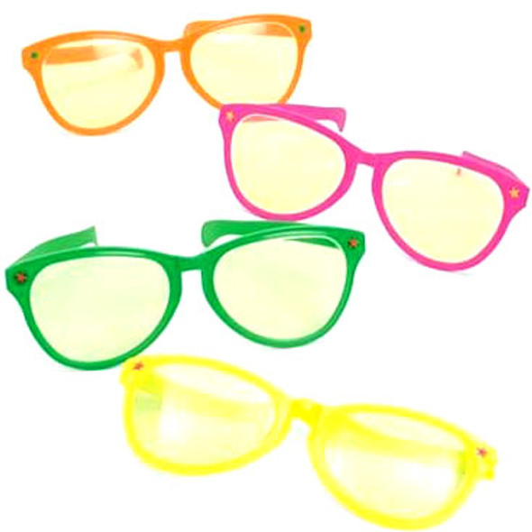 Jumbo Sunglasses Mixed Colors 12 PACK 7122