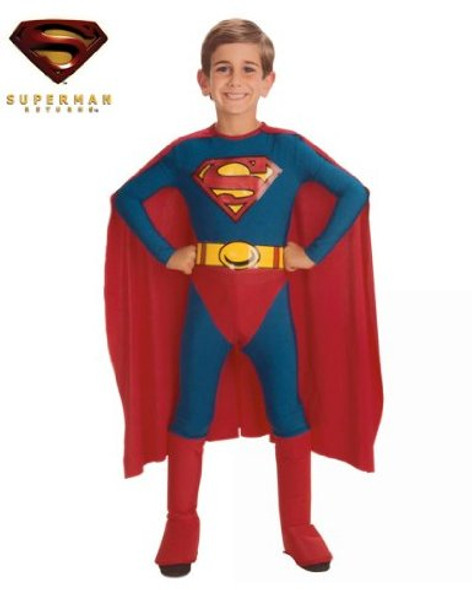 Superman Child Costume 4589