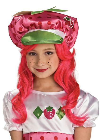 Strawberry Shortcake Wigs 6093