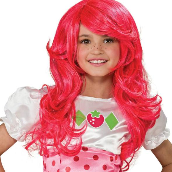 Strawberry Shortcake Wig 6093