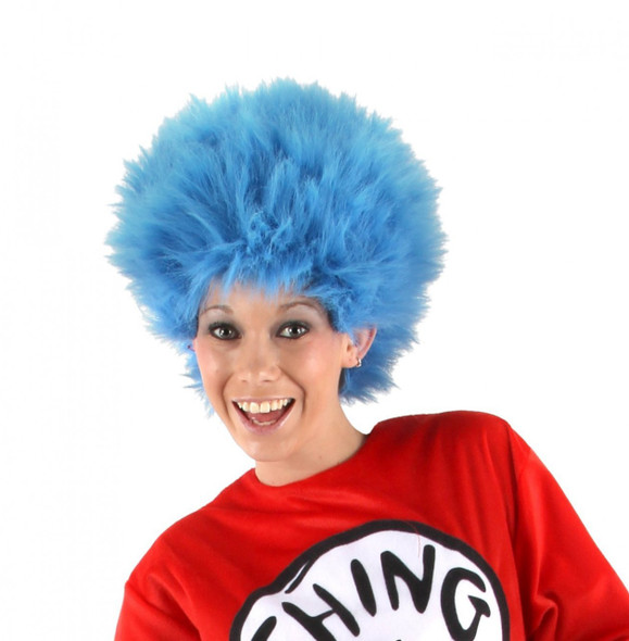 Thing 1 and Thing 2 Wig 6094
