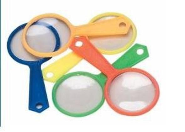 144 PCS  Colorful Magnifying Glasses 1772