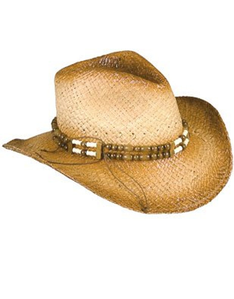 Tea Stained Cowboy Hat 1599