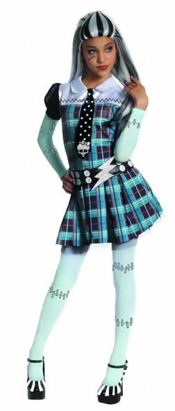 Monster High Deluxe Frankie Stein Child Costume 4750