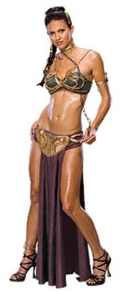 Star Wars Princess Leia Slave Costume 4706XS - 4706L
