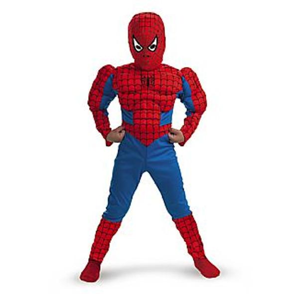 Spider-man Child Classic Costume 4715S-4715L