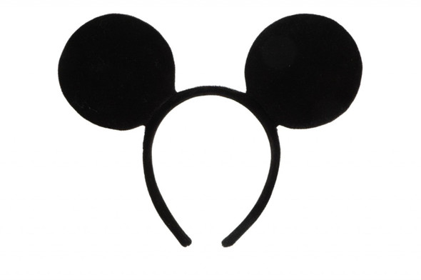 Mickey Mouse Ears Headband 1762