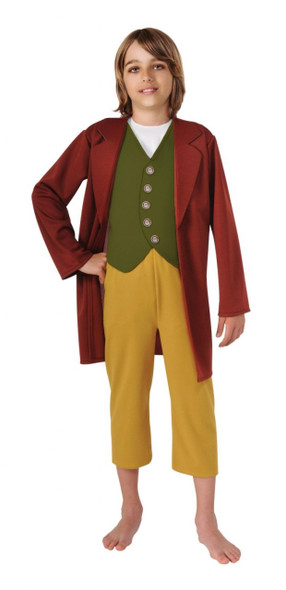 Hobbit Bilbo Baggins Child Costume 4723S-4723L