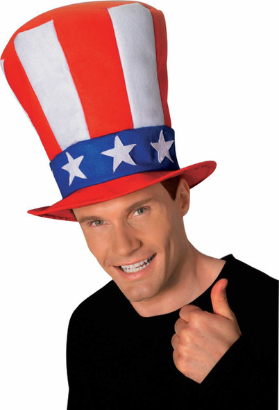 Jumbo Patriotic Hat 4th of July Uncle Sam 5925