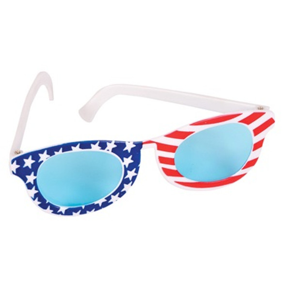 Child Patriotic Star Sunglasses 12 PACK