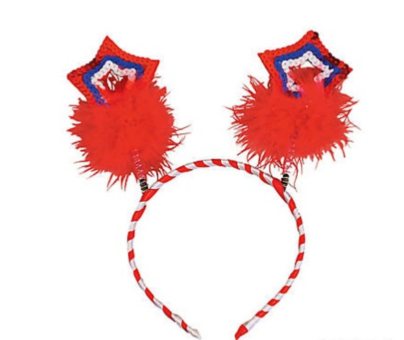 Patriotic Star Boppers 12 Pack 9134D