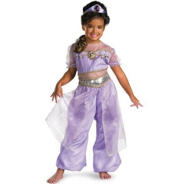 Jasmine Deluxe Child Costume