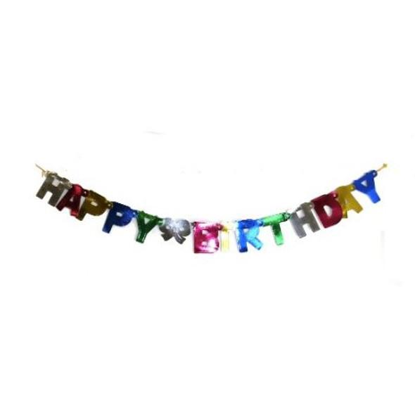 Happy Birthday Banner 3799