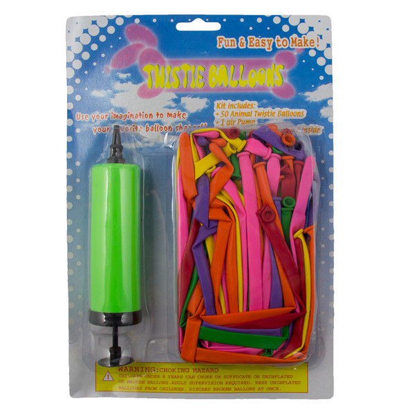 Twisting Balloons Kit 9144