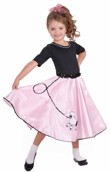 Pretty Poodle Princess Costume