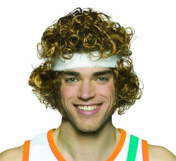 Semi-Pro Wig Costume