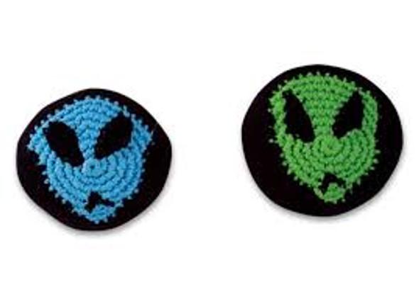 Alien Hacky Sack 9145